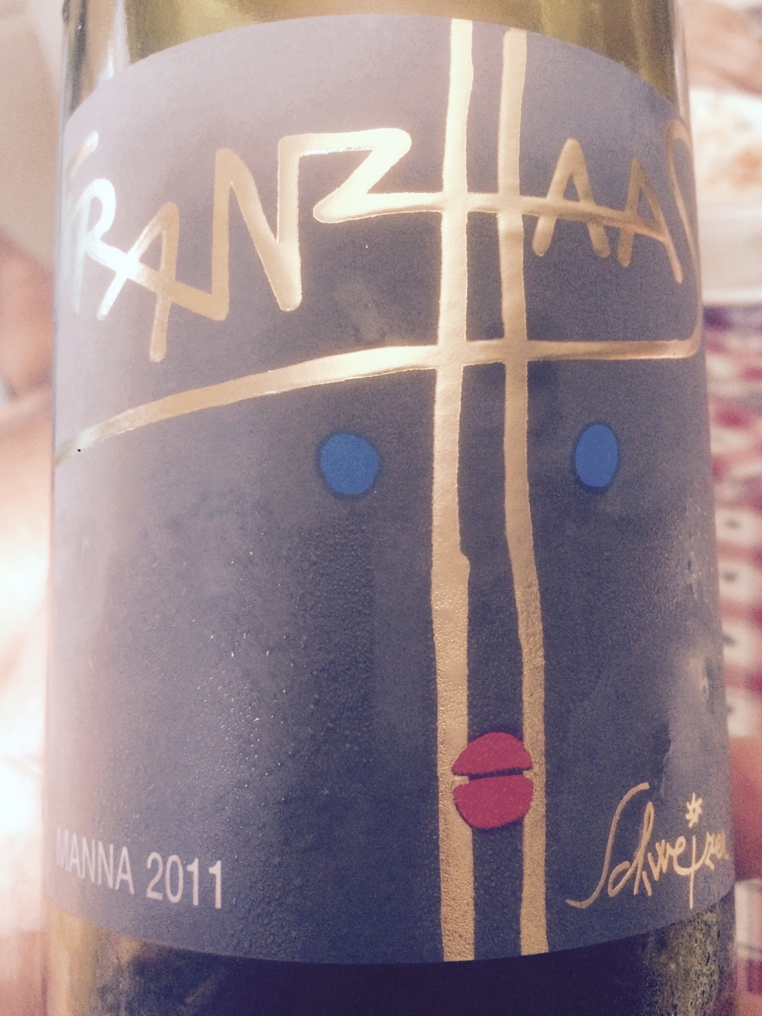 Manna 2011 – Franz Haas