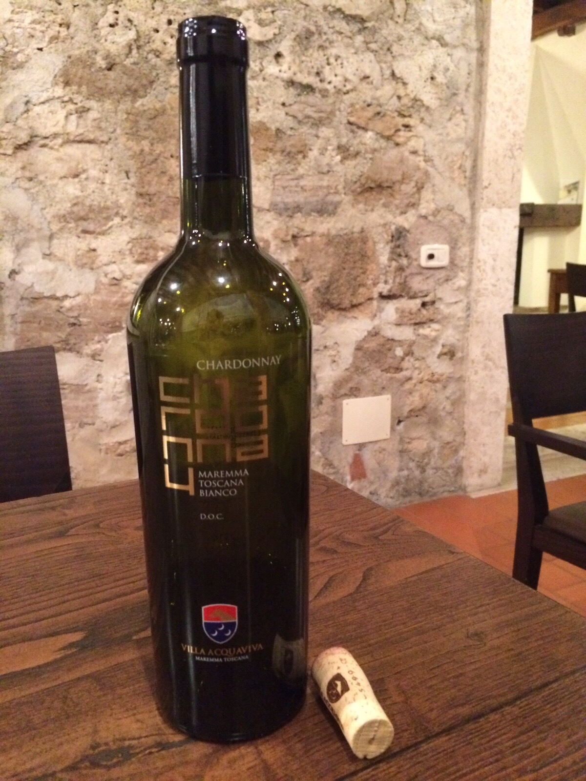 Chardonnay IGT 2013 – Fattoria Acquaviva