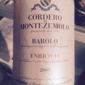 Barolo Enrico IV 2005 DOCG - Cordero di Montezemolo